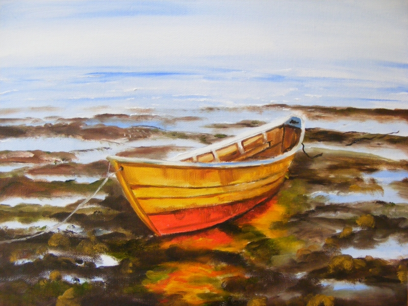 julie-festa-yellow-boat-painting_0